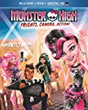 Monster High: Frights, Camera, Action! [Blu-ray]