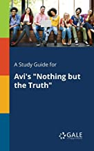 """A Study Guide for Avi's """"Nothing but the Truth"""""""