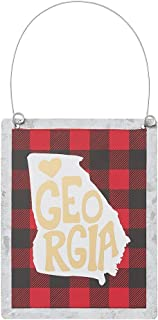 state of georgia christmas ornaments