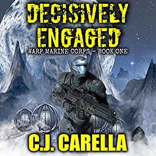 Decisively Engaged cover art