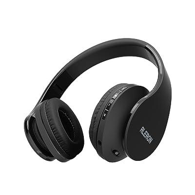 RLERON Bluetooth Headphones Over-Ear, Wireless ...