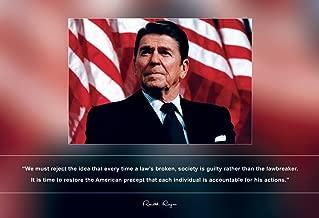 Ronald Reagan 13x19 Poster