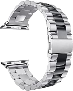 Correa para Apple Watch Series 2, Rosa Schleife iWatch Series 2 Series 1 Bands Reemplazo de Banda Smart Watch Band de Relo...