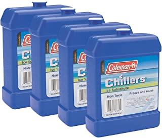 Coleman Chillers Day Pack Ice Substitute, Large Hard( PACK OF 4)