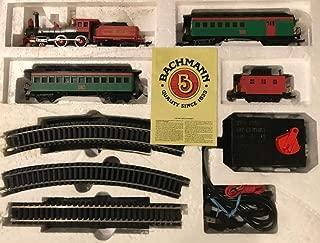 Bachmann HO Scale Dept 56 Heritage Village Express Electric Locomotive Set 59803