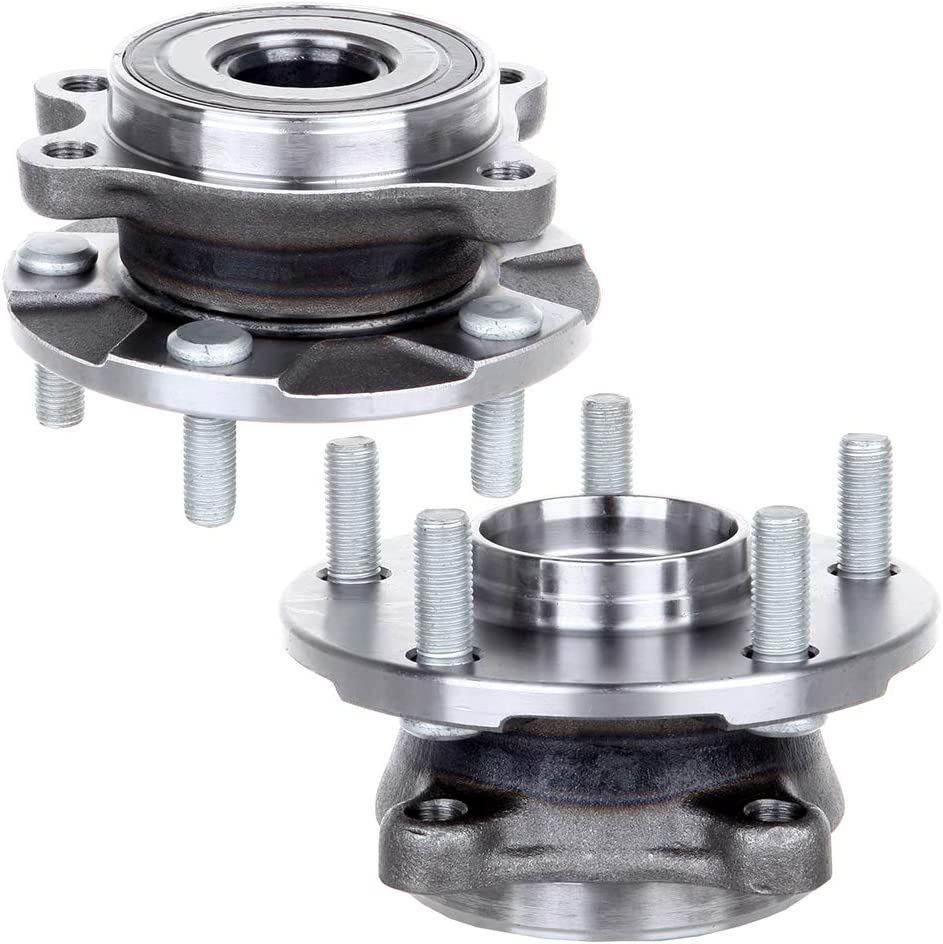 ECCPP Front 5 Lugs Wheel Bearing for 2011-2014 Hub Assembly Scio New York Mall Max 48% OFF