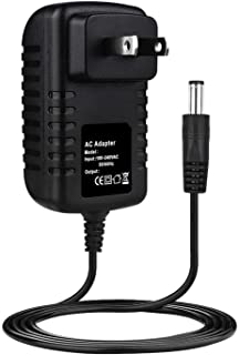 SLLEA 9.5V 2A AC/DC Adapter for Brother P-Touch PT1900 PT1160 PT1180 PT1190 PT2210 PT2300 PT2410 PT-2300 PT-2500PC PT-2600...
