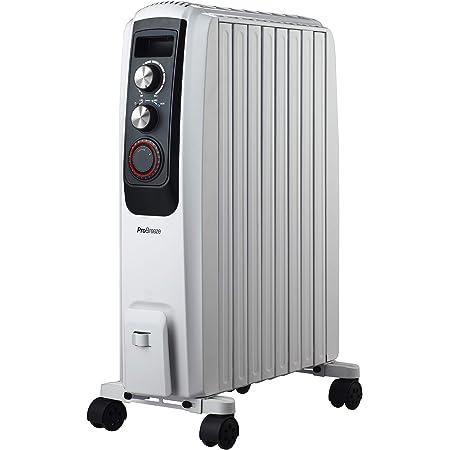 Elektroheizer Rowi Ölradiator 9 Rippen 2000 W HOR 2000//9//4 D Premium Heizung