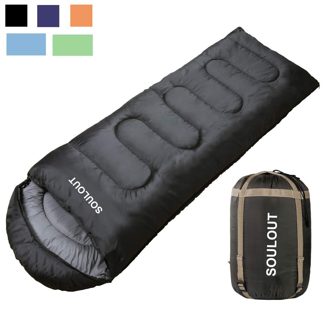 Envelope Sleeping Bag Lightweight Compression