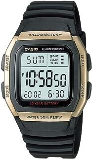 Casio Watch for Men - Digital Resin Band - W-96H-9AVDF