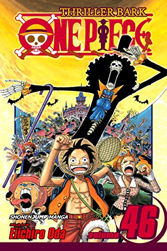 One Piece, Vol. 46: Adventure on Ghost Island (One Piece Graphic Novel) (English Edition)