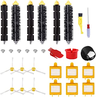 ECOMAID Replacement Accessories Kit for Roomba 700 Series Replacement Accessories 700 720 750 760 765 770 772 772e 774 775 776 776p 780 782 782e 785 786 786p 790-a