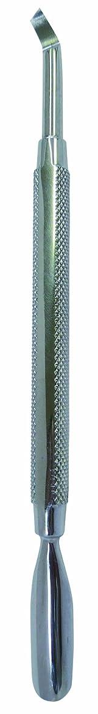 冗談で補助バンドルクロスリブ BQ&S キューティクル プッシャー&カッター プロに愛用される 高品質ネイルケア用品 BS713