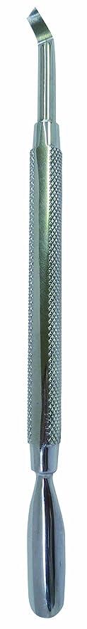 見るロシア枝クロスリブ BQ&S キューティクル プッシャー&カッター プロに愛用される 高品質ネイルケア用品 BS713