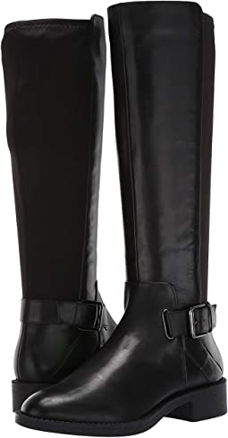 bfd3be39e87a Women s Leather Nine West Boots + FREE SHIPPING
