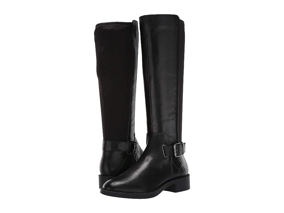 db3b68e6536 Nine West Senior Boot (Black) Women s Boots