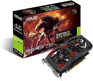 ASUS Cerberus GeForce GTX 1050 Ti Advanced Edition 4 GB GDDR5, Scheda Video Gaming per Gaming HD e eSport