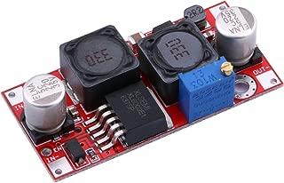 Buck Boost Converter, Yeeco Step Up Down Voltage Regulator DC 5-32V 12V 24V to DC 1.2-35 5V 6V 9V Adjustable Volt Transformer Power Supply Transformer Circuit Board
