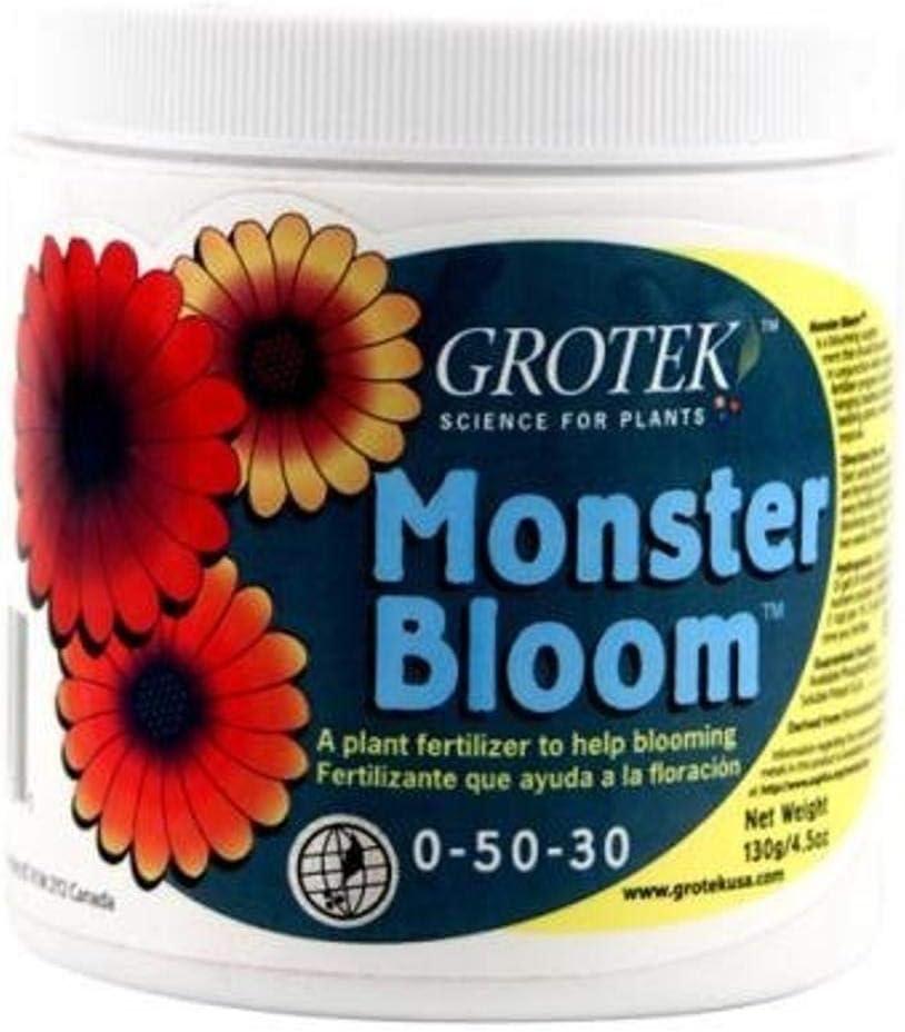 Grotek 718820 Fertilizer 130 Selling A Directly managed store Gram Brown
