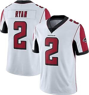 Men's Atlanta Falcons Matt Ryan Black Stylish Retro Classic Comfortable Everyday Comfort Jersey