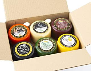 6 x 'Lucky Dip' Cheese Selection 200g Pack & Send