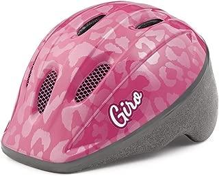 Giro GH26160 Youth Me 2 Bike Helmet, Pink Leopard