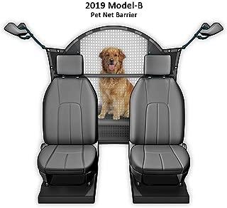 TRAVELIN K9 Improved for 2019 Pet Net Vehicle Safety Mesh Dog Barrier - 50