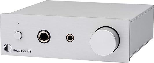 Pro-Ject Head Box S2 Headphone Amplifier - Silver