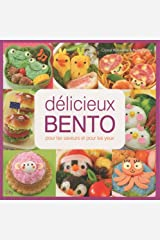 Délicieux Bento (CITY EDITIONS) (French Edition) Paperback