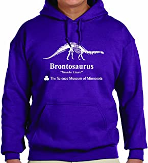 Indica Plateau Youth Brontosaurus Kids Hoodie