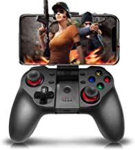 Mobile Smartphone Gaming Controller Wireless Compatible iPhone,iPad,iOS,Android for PUBG & COD-NO Supporting iOS 13.4 and Above
