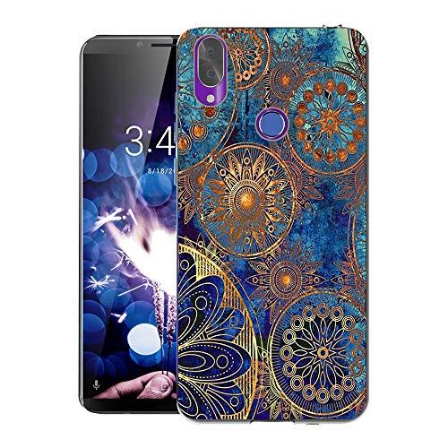 CaseExpert CUBOT X19 Hülle, Ultra dünn TPU Gel Handy Tasche Silikon Case Cover Hüllen Schutzhülle Für CUBOT X19