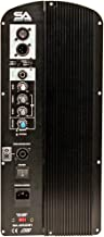 Seismic Audio - SA-APLW51-280 Watt Plate Amplifier with Satellite Output for PA/DJ Speaker Cabinets - Class AB Loudspeaker Replacement Amp