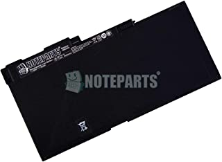 【NOTEPARTS】HP EliteBook 840 G1 G2 ZBook 14 用 Li-ion バッテリー (50Wh) CM03XL E7U24AA対応