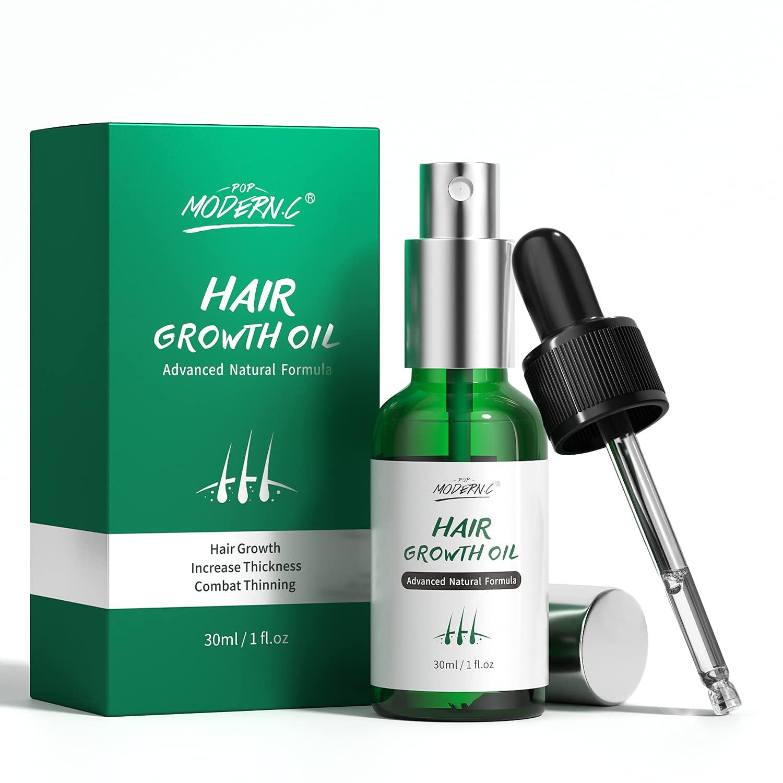 Hair Growth Serum Biotin Essence Oil Los Reduce Max 42% 5 ☆ very popular OFF