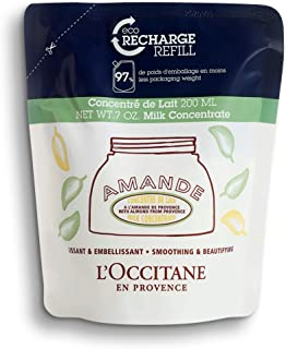 L'Occitane Almond Milk Concentrate Refill, 6.70 Fl Oz