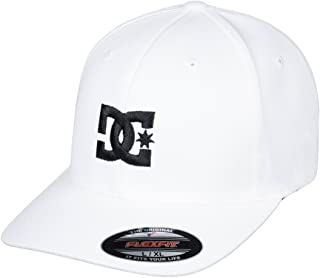 DC Men's Cap Star 2 Stretch Fit Hat