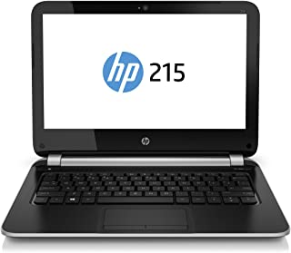 HP 215 G1 11.6in Notebook PC - AMD A6-1450 1.4GHz 8GB 320GB HDD Touchscreen Windows 10 Professional (Renewed)