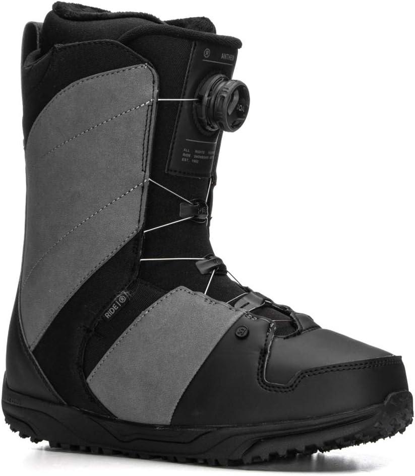 Ride Anthem In stock Boa Snowboard Las Vegas Mall Boots - Grey 13.0