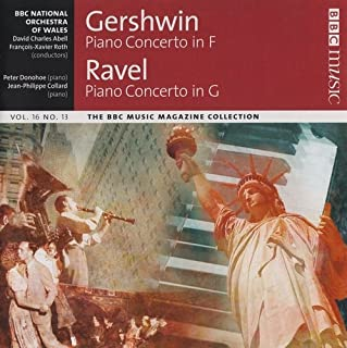BBC Music, Volume 16, Number 13: Gershwin: Piano Concerto in F / Ravel: Piano Concerto in G