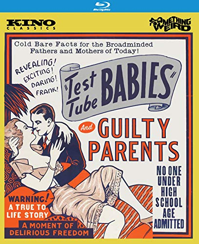 Test Tube Babies / Guilty Parents [USA] [Blu-ray]