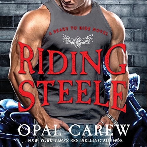 Riding Steele audiobook cover art