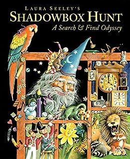 Shadowbox Hunt: A Search & Find Odyssey