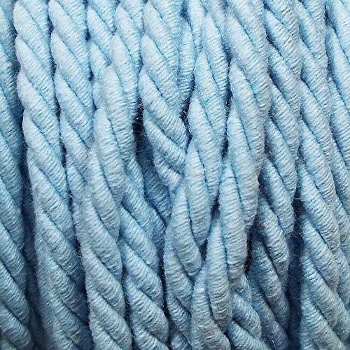 Be-Creative - Bolsa para tapicería (4 m), color azul