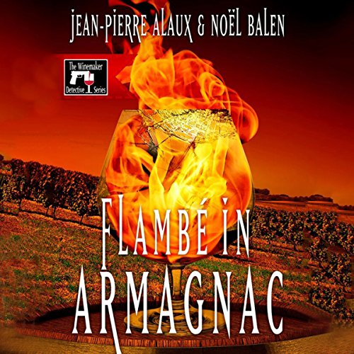 Flambé in Armagnac audiobook cover art