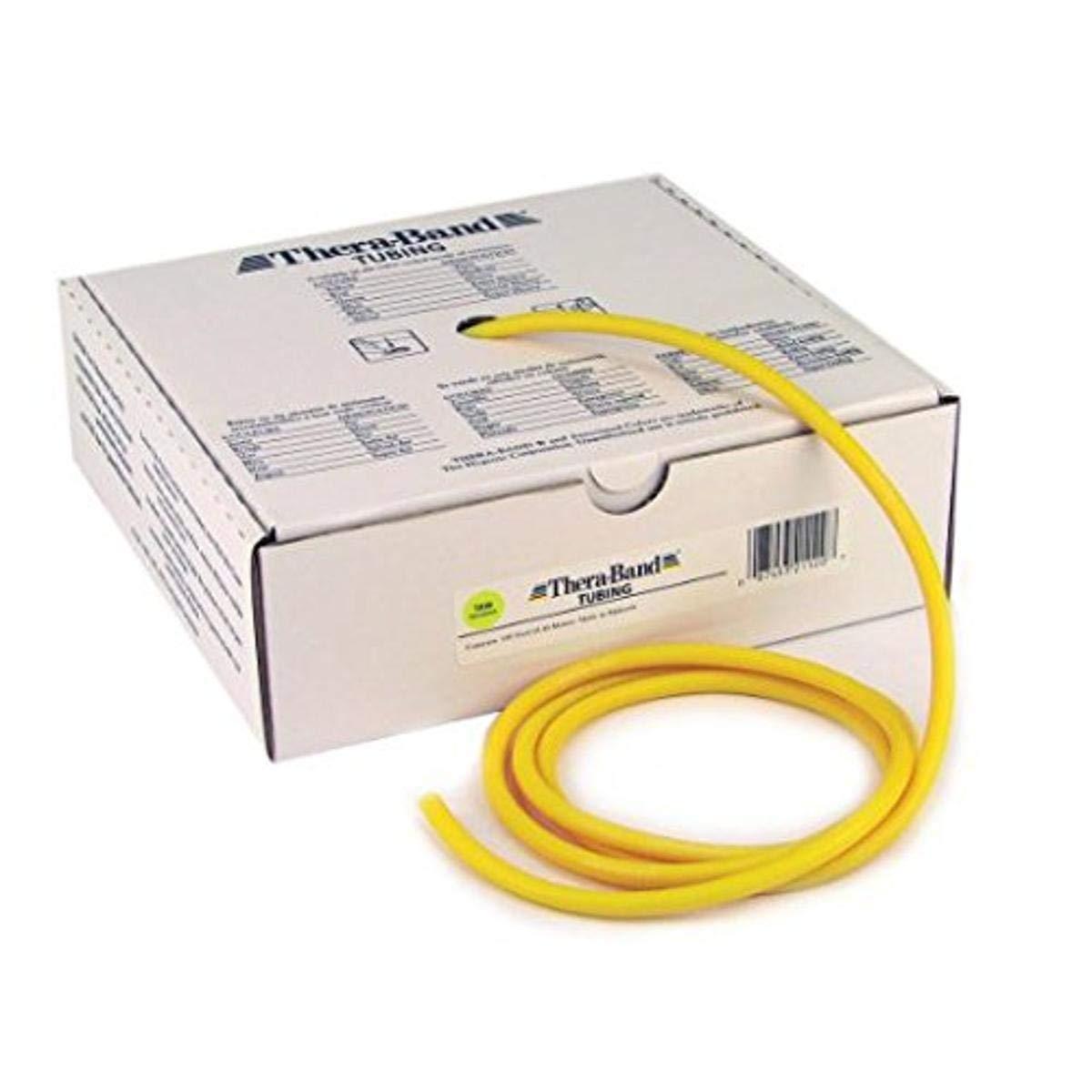 Hygienic Theraband 100% quality warranty! 21120 Professional Resistance X Tube Yellow Popular standard