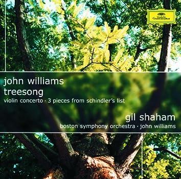 J.ウィリアムズ:ヴァイオリン協奏曲、他