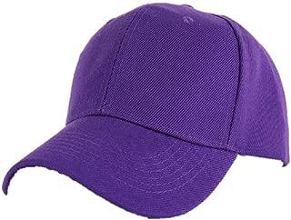 Best dark purple baseball cap Reviews