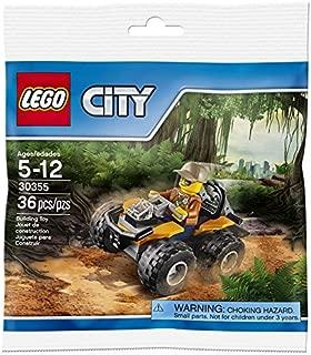 LEGO City Jungle 30355 ATV Car with Minifigure Polybag