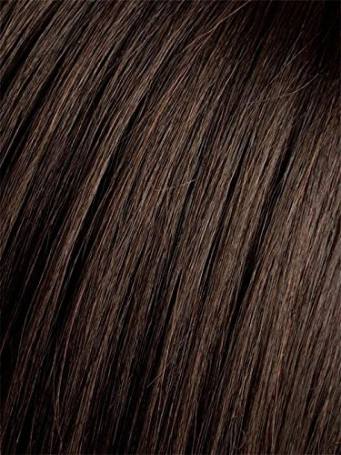 Damenperücke Carrie brünett, lang, synthetik, blond, rot, grau, glatt von Ellen Wille espresso mix